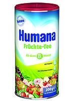 Чай розчинний Хумана Фруктовий 200г