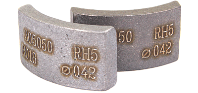 Сегмент ADTnS ADP 24x3,5x9+2 R025 RH5