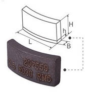 Сегмент ADTnS ADP 24x3,5x9+2 R040 RM5