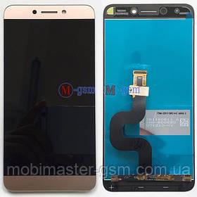 LCD модуль  LeEco Le 2, Le 2 Pro x620 золотистый