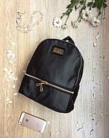 Модный черный мини-рюкзак MOSCHINO
