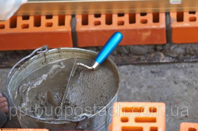 Як виробити свій цемент.