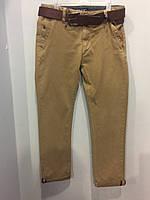 Подростковые коттоновые брюки 134,164 см, фото 1