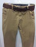 Подростковые коттоновые брюки 134,164 см, фото 2