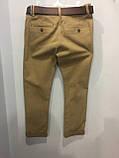 Подростковые коттоновые брюки 134,164 см, фото 3