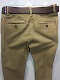 Подростковые коттоновые брюки 134,164 см, фото 4