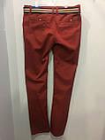 Коттоновые брюки на мальчика подростка 16 л, фото 3