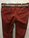 Коттоновые брюки на мальчика подростка 16 л, фото 4