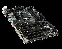 MSI B150 PC Mate (s1151, Intel B150, PCI-Ex16) Б/у, фото 1