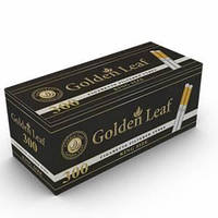Гильзы для набивки сигарет Golden Leaf 300 шт