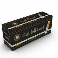 Гильзы для набивки сигарет Golden Leaf 500 шт