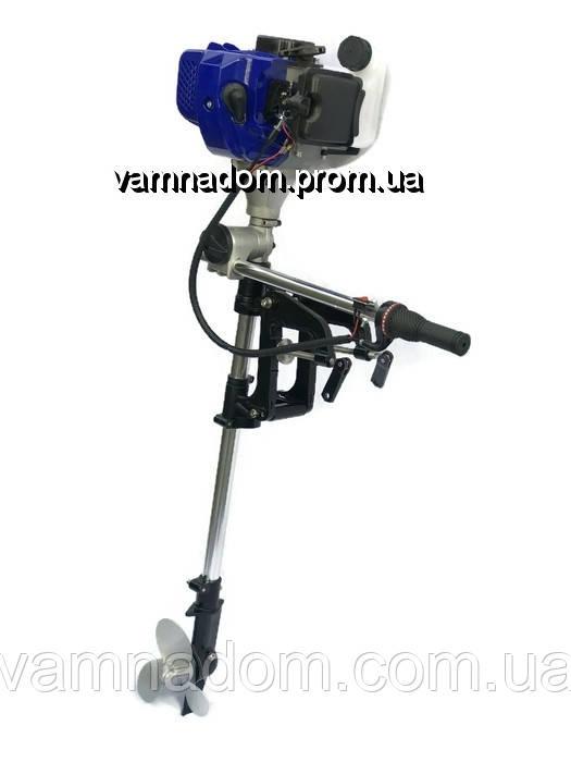 Мотор лодочный подвесной Беларусмаш 6300