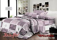 Полуторный набор постельного белья из Ранфорса №181780 KRISPOL™