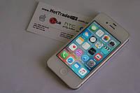 Apple iPhone 4S 8GB White Neverlock Лот№1119