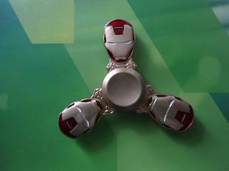 Спиннер металлический Hand spinner спинер Игрушка тренажер антистресс