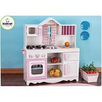 Детская кухня Kidkraft Modern Country Kitchen