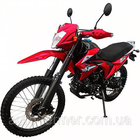 Мотоцикл Spark SP200D-26M (бесплатная доставка)