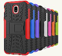 PC + TPU чехол Armor для Samsung Galaxy J5 2017 (8 цветов)