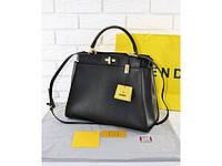 Женская сумка в стиле FENDI PEEKABOO LARGE SATCHEL (2660), фото 1