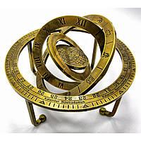 Бронзовый календарь ностардамуса