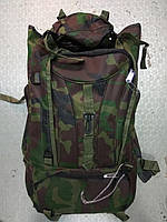 Рюкзак Туристический нейлон camouflage КАМУФЛЯЖНЫЙ