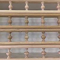 Балюстрада деревянная 1500 млм