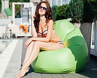 Кресло-груша, кожзаменитель (размеры: S, M, L)