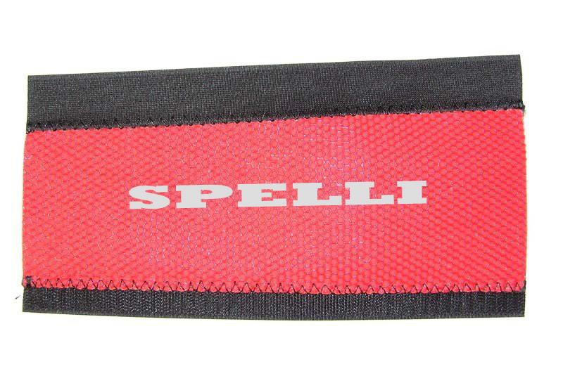 Защита пера велосипеда Spelli SPL-810 RED - Gadget Store в Харькове