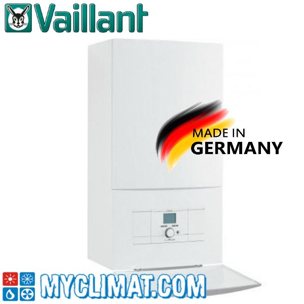 Настенный газовый одноконтурный котел Vaillant turboTEC plus VU 242/5-5 -  «Мой Климат» интернет-магазин в Ровно