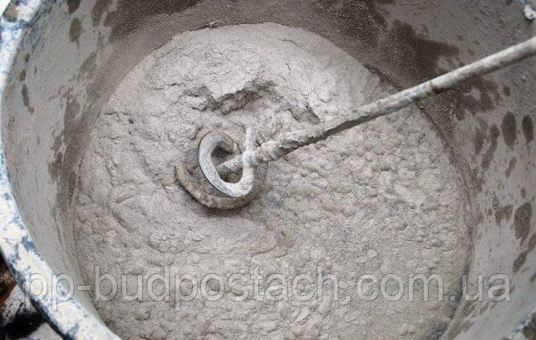 Як зробити бетон.