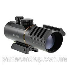 Оптика 3 X 42 (страйкбольна), фото 2