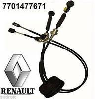 Трос переключения передач, сдвоенный Renault
