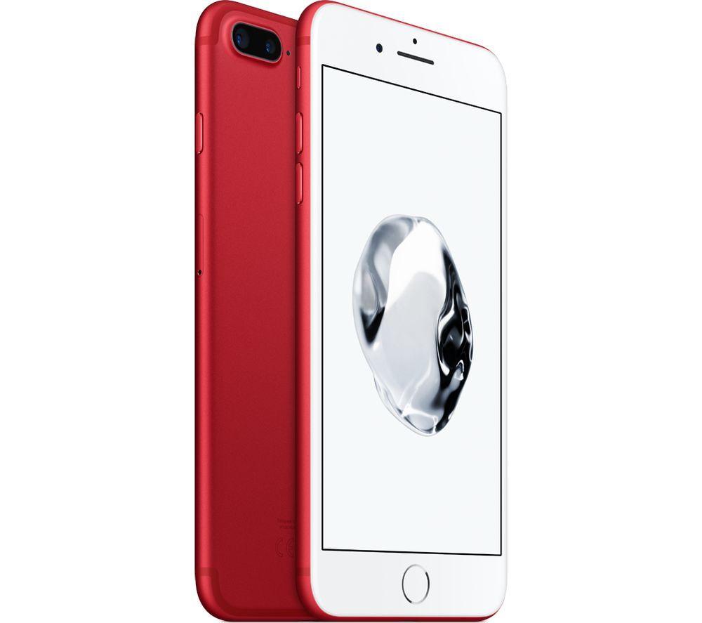 Apple iPhone 7 Plus 128GB Red (MPQW2)