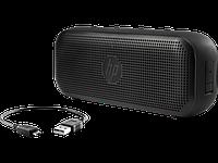 Акустическая система 1.0 HP Black Bluetooth Speaker 400, черная (X0N08AA)