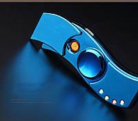USB запальничка - спиннер Spinner Lighter