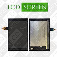 Модуль для планшета 10,1 Lenovo Yoga Tab 3 YT3-X50F YT3-X50 X50F X50, дисплей + тачскрин  > WWW.LCDSHOP.NET