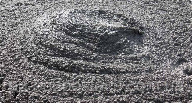 Як очистити бетон.