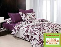 Двуспальное постельное бельё Viluta (Вилюта) ранфорс, 8624, фото 1