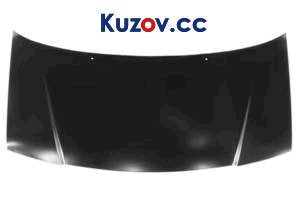 Капот Citroen Jumpy 03-06 (FPS) FP 2034 280 9464567688