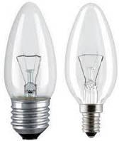 Електролампи 60 Вт Е27 Свічка/210
