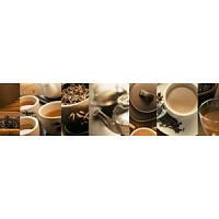 Фриз Golden Tile Karelia English Tea коричневый 25х6 в Днепре