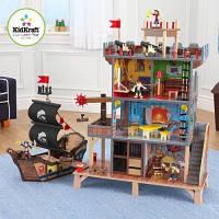 """Кукольный домик для детей Kidkraft """"Пиратская крепость"""""""