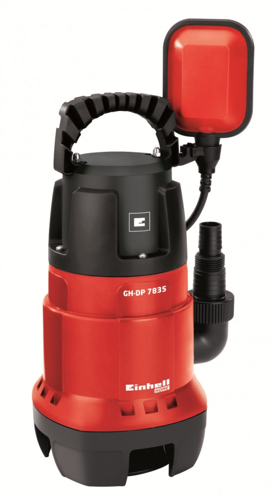 Насос дренажный Einhell GH-DP 7835 New (для грязной воды)
