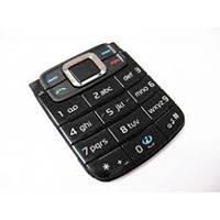 Клавиатура Nokia 3110c black