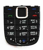 Клавиатура Nokia 3120c black