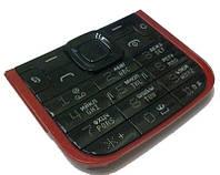 Клавиатура Nokia 5730 red