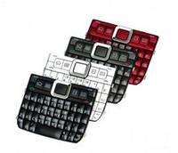 Клавиатура Nokia 5800 black