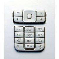 Клавиатура Nokia 6270 silver
