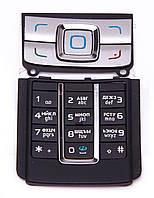 Клавиатура Nokia 6280 black