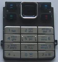 Клавиатура Nokia 6300 silver90/black55